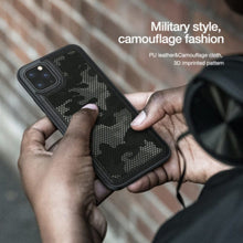 Load image into Gallery viewer, Nillkin ® iPhone 11 Series Camouflage Pattern Cloth Case