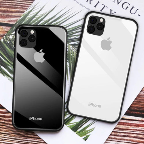 iPhone 11 Pro Cover Special Edition Silicone Soft Edge Case