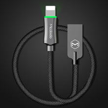 Load image into Gallery viewer, MK® Mcdodo Lighting Auto Disconnect USB Charging Cable