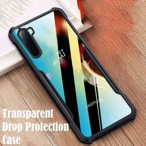 OnePlus Nord Shockproof Transparent Back Eagle Case
