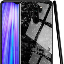 Load image into Gallery viewer, Redmi Note 8 Pro Dream Shell Series Textured Marble Case