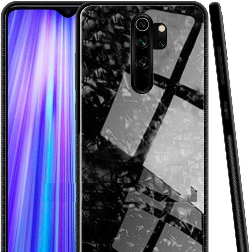 Redmi Note 8 Pro Dream Shell Series Textured Marble Case