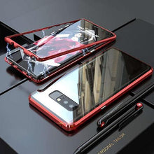 Load image into Gallery viewer, Galaxy S9/S9+, S8/S8+, Note 8 & S7 Edge Electronic Auto-Fit Magnetic Case
