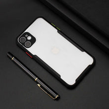 Load image into Gallery viewer, iPhone 11 Pro max Shockproof Bumper Phone Case with Camera Protection