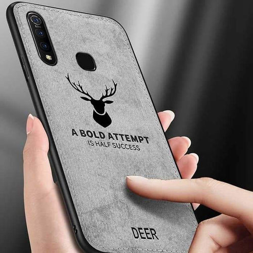 Vivo Z1 Pro Deer Pattern Inspirational Soft Case