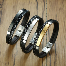 Load image into Gallery viewer, Modern Men's Bands - Black