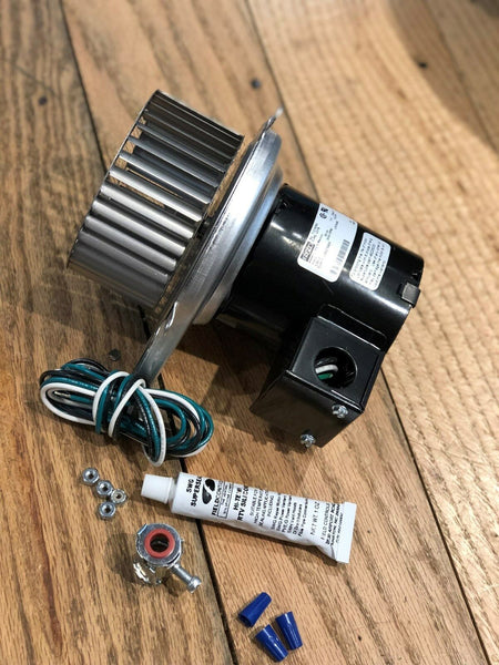 "Alaska Stove - 4"" power vent motor SKU2573"