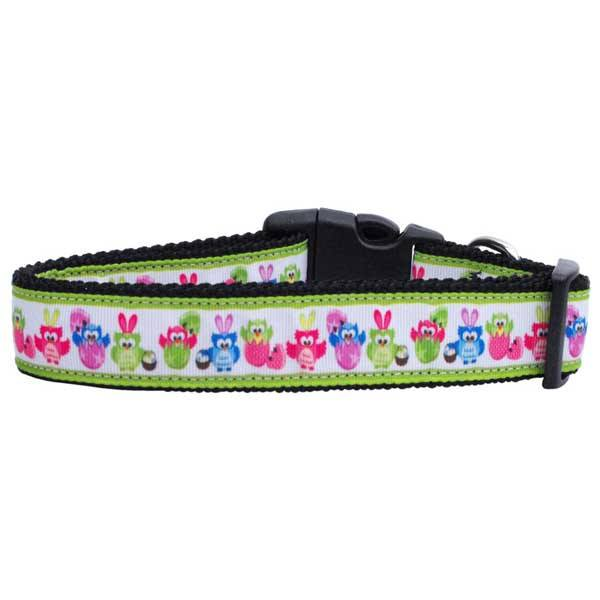 Mirage - Easter Birdies Dog Collar