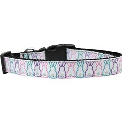 Mirage - Bunny Tails Easter Dog Collar