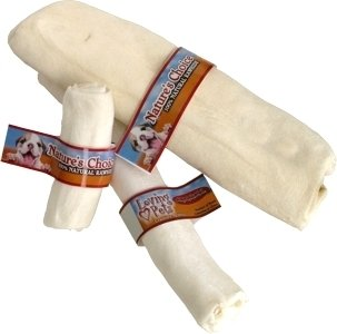 Loving Pets Rawhide Retriever Roll - 10""