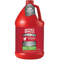 Nature's Miracle Sunny Lemon Advance Dog Stain and Odor Eliminator 1 Gallon