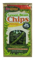 K9 Granola Factory Green Bean Chips Dog Treat, 5 oz