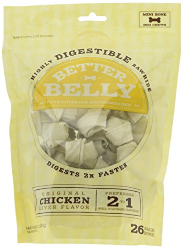 Better Belly Bones (26 Pack)