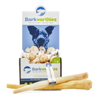Barkworthies Cow Tails - Case of 25