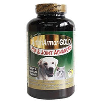 NaturVet ArthriSoothe-GOLD Level 3 Advanced Joint Care For Dogs & Cats, 40 ct.