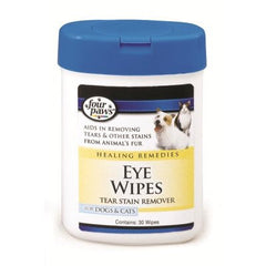 Eye Wipes For Dogs & Cats