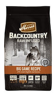 Merrick 1 Count Backcountry Big Game Recipe, 22 lb