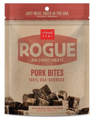 Cloud Star - Rogue Air Dried Pork Bites - 8oz