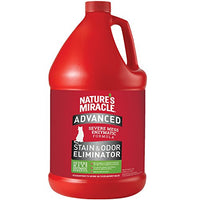 Nature's Miracle Advance Cat Stain and Odor Eliminator Gallon