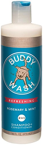 Cloud Star Buddy Wash - Rosemary & Mint Scent - 16oz.