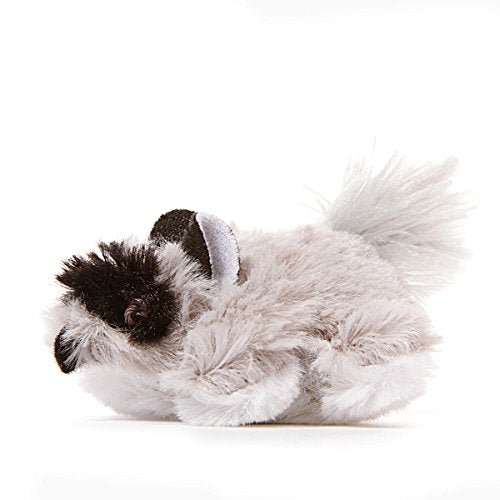 OurPets Play-N-Squeak Raccoon Cat Toy