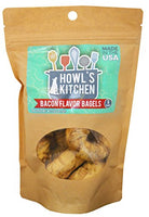 Howls Kitchen Bacon Bagels 6CT
