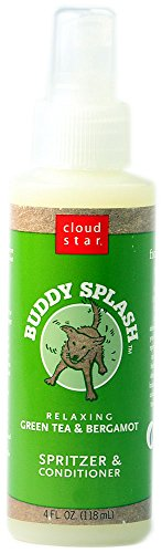 Cloud Star Buddy Splash Green Tea and Bergamot 4 oz.