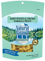 Natural Balance Limited Ingredient Sweet Potato & Chicken Dog Treats