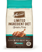 Merrick Limited Ingredient Diet Duck & Sweet potato Grain Free Dog Food