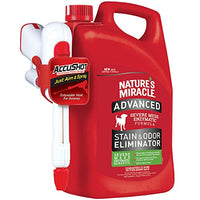 Nature's Miracle Advanced Dog Stain and Odor Eliminator,  170oz