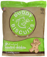 Buddy Biscuits Buddy Biscuits Original Oven Baked Treats - Roasted Chicken - 3.5 lb.