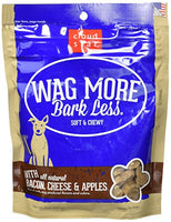 Cloud Star Wag More Bark Less Soft Chewy Bacon Cheese 6oz