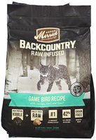 Merrick Backcountry Raw Infused Game Bird Grain Free Cat Food