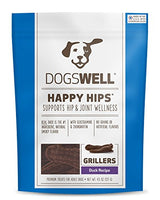 Dogswell Happy Hips Dog Treats, Duck Flavor, 4.5 Ounce
