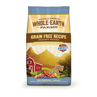 Whole Earth Farms Grain Free Healthy Weight Dog Food