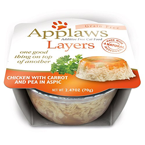 Applaws Chicken with Carrots & Peas 12 Pack
