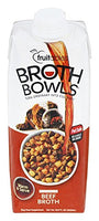 Fruitables Broth Bowls Beef 8 & 12 Packs