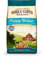 Whole Earth Farms Puppy Recipe Dog Food