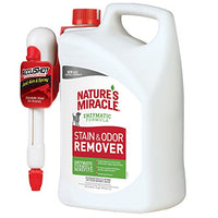 Nature's Miracle Dog Stain and Odor Remover AccuShot Sprayer 170 oz