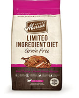 Merrick Limited Ingredient Diet Turkey & Sweet Potato Grain Free Dog Food
