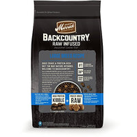 Merrick Backcountry Raw Infused Large Breed Grain Free Dog Food