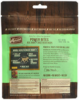 Merrick Power Bites Rabbit and Sweet Potato Grain Free Dog Treats, 6oz