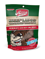 Merrick Beef Lung Canine Training Treats