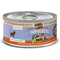 Merrick Puppy Plate Grain Free Beef Dog Food, 3.2oz. 24 Pack