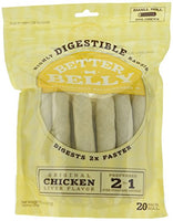 Better Belly Small Rolls, 20 count
