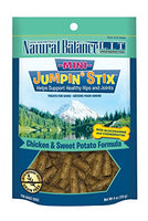 Natural Balance Mini Jumpin' Stix Chicken & Sweet Potato Dog Treats, 4oz