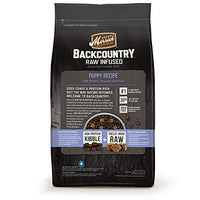 Merrick Backcountry Raw Infused Puppy Recipe Grain Free Dog Food