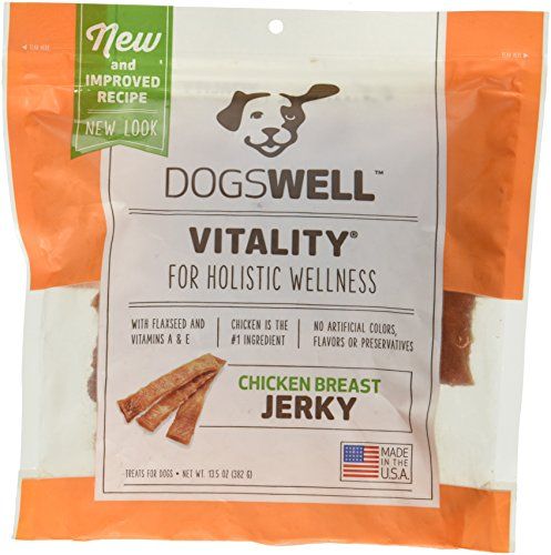 Dogswell Vitality Chicken Breast Jerky, 13.5 oz.