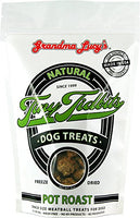Grandma Lucy's Tiny Tidbits Pot Roast Dog Treats, 6oz