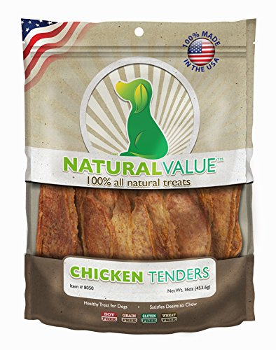 Loving Pets Chicken Tenders Dog Treats